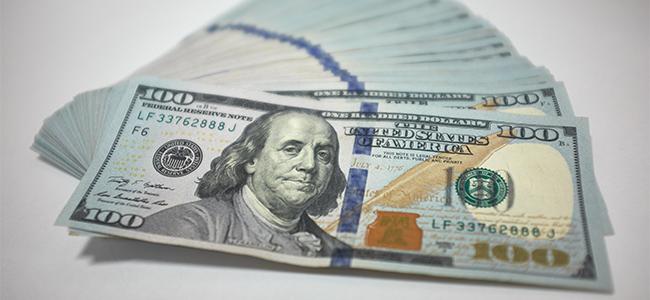 dollar naar euro wisselen